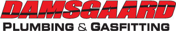 Damsgaard Plumbing and Gasfitting Logo